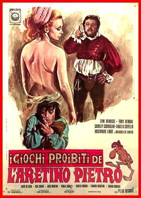 I Giochi Proibiti Dell'Aretino Pietro (1972)