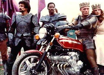 I cavalieri 1981 cinema e medioevo - I cavalieri della tavola rotonda film ...