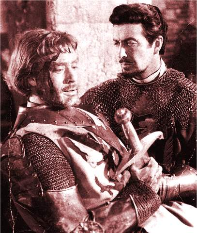 I cavalieri della tavola rotonda 1953 cinema e medioevo - I dodici della tavola rotonda ...