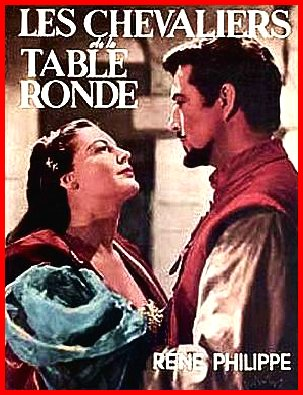 I cavalieri della tavola rotonda 1953 cinema e medioevo - Cavalieri della tavola rotonda ...