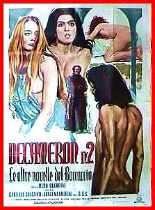 Decameron N.2 – Le Altre Novelle Di Boccaccio (1972)