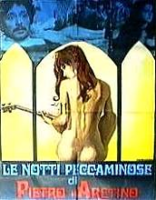 Le Notti Peccaminose Di Pietro L'Aretino (1972)