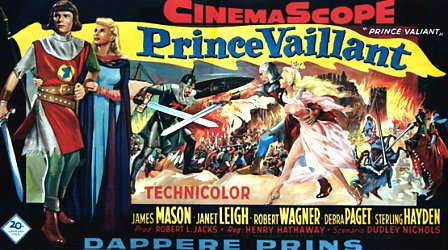 Forum anni70 view topic principe valiant - Film sui cavalieri della tavola rotonda ...