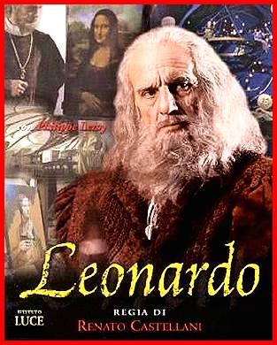 La vita di leonardo da vinci 1972 cinema e medioevo for La vita di leonardo da vinci