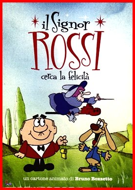 Franco Godi - Signor Rossi Sucht Das Glück (Original Music From The Classic Animation Series)