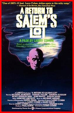 Locandina I vampiri di Salem's Lot streaming film