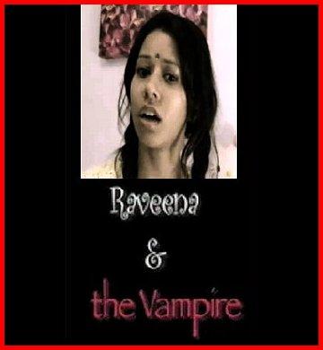 Raveena and the Vampire (2010), Filmografia vampirica