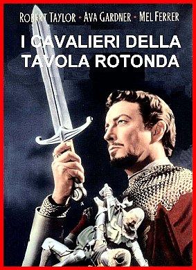 I cavalieri della tavola rotonda 1953 di richard thorpe immagini del medioevo nel cinema i - I cavalieri della tavola rotonda film ...