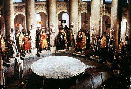 I cavalieri della tavola rotonda 1953 di richard thorpe - I dodici della tavola rotonda ...