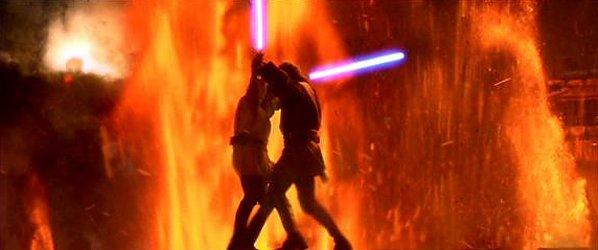 Il iii episodio di star wars la vendetta dei sith