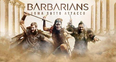 Barbarians. Roma sotto attacco (2016), Cinema e Medioevo