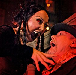 Empress Vampire (2010), Filmografia vampirica, Vampiria