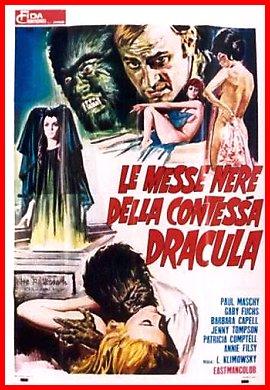 Contessa Draculas orgia di sangue