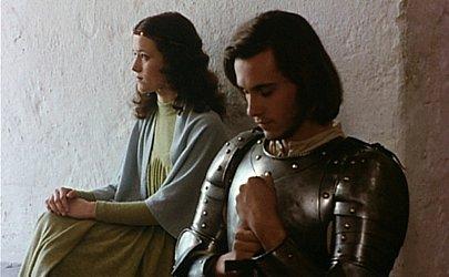 Lancillotto e ginevra 1974 di robert bresson immagini del medioevo nel cinema i classici - Film sui cavalieri della tavola rotonda ...
